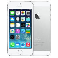 APPLE IPHONE 5S 16GB SILVER USATO GRADO A