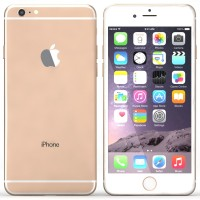 APPLE IPHONE 6 PLUS 64GB GOLD USATO GRADO A